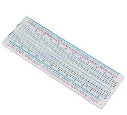 Steckboard 400 Kontakte Breadboard Experimentierboard Steckplatine Steckbrett